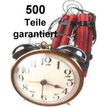 Preisbombe, GRANTIERT 500 Teile NEUWAREN, TOP Sortiment
