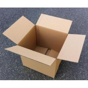 Versandkartons 1-wellig LxBxH 300x270x270mm