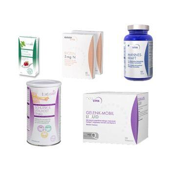 POTENZ Nahrungsergänzungsmittel VHB / dietary supplements