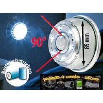 Lunartec LED Nachtlicht mit Bewegungsmelder