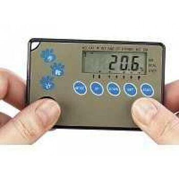 NewgenMedicals Pedometer mit Körperfettmesser