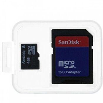 SanDisk 4GB MicroSD Speicherkarte