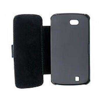 Simvalley Mobile Ledertasche für SPX-5