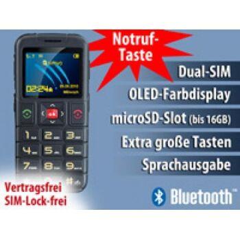 Simvalley Mobile XL-959 Notruf Senioren Handy