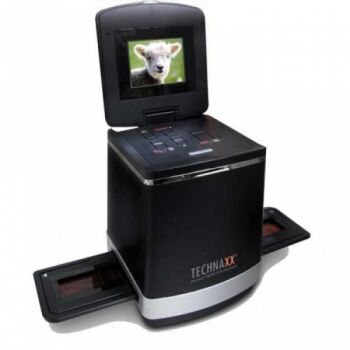 Technaxx DigiScan DS-01 Negativ-/ Dia Scanner 5 MP