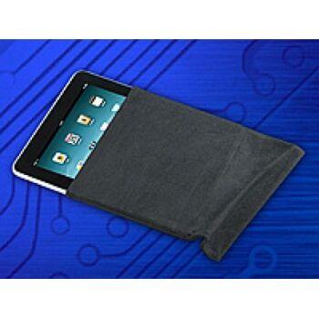 Xcase Passgenaue 3in1 Mikrofaser Tasche für iPad