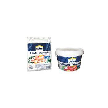 Salzheringe im Beutel 1 KG und im Eiemer 2 KG