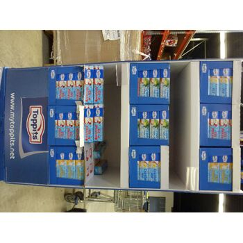 288 x Toppits Eiskugelbeutel im Display, verschiedene Modelle