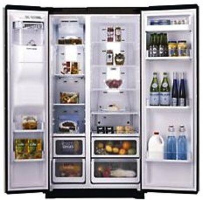 Sonderposten 153 Samsung und LG Side By Side Kühlschränke Kombi Discounter Aldi Lidl