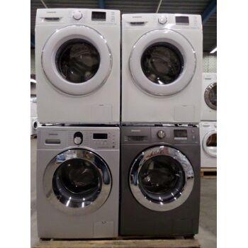 Sonderposten Samsung Waschmaschine  B Ware aktuelle Modelle Discounter Aldi