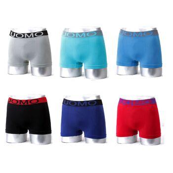 120 Herren Boxershorts Boxer Short Unterhose Unterwäsche Shorty - versch. Farben - Gr. M-XL - für 1,09 EUR je Short