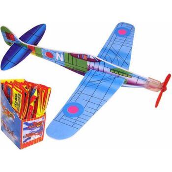 22-0017, Styropor-Flieger mit Propeller, Flugzeuge