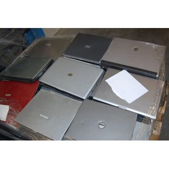 NEUER Posten Notebooks Laptop Hp,Dell,Toshiba Sonderposten mix ungep. Retoure Computer