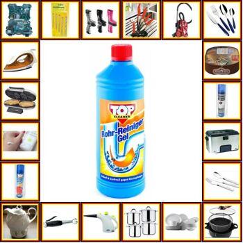 Top Cleaner - Rohr-Reiniger-Gel, 1000ml