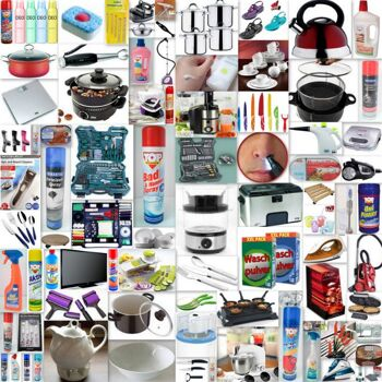 Waschmittel - Waschpulver XXL