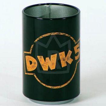 28-739956, DWK5 Stiftebecher Metall, Die wilden Kerle 5 Lizenzware