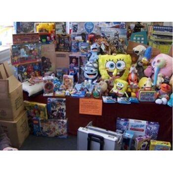 Markenposten, Lego, Playmobil, Barbie, Acctel, Philips, HAMA, usw. NEUWAREN