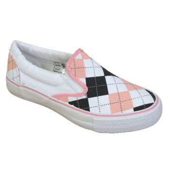Damen Sneaker slipper Freizeit Schuhe Shoes Women Sport Skate nur 6,49 EUR