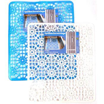 28-024121, Spülbeckeneinlage 29,5 x 25,5 cm, Haushalt, Küche, Waschbecken, Camping, Wohnwagen, Wohnmobil, usw