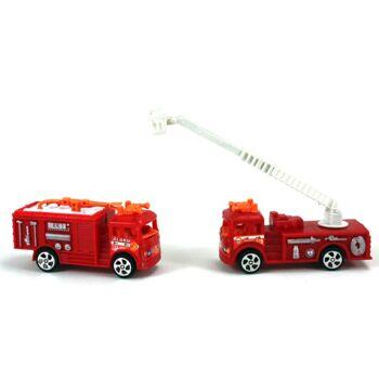 06-8219, Feuerwehrfahrzeug, Feuerwehrauto, Leiterwagen