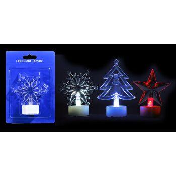 17-16469, LED Weihnachtsdeko Figuren, mit Farbwechsel LED