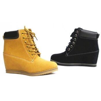Damen Stiefel Boots Schuhe Shoes Stiefeletten  nur  13,89 EUR