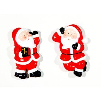 17-28243, Magnete Weihnachtsmann, Nikolaus, Santa