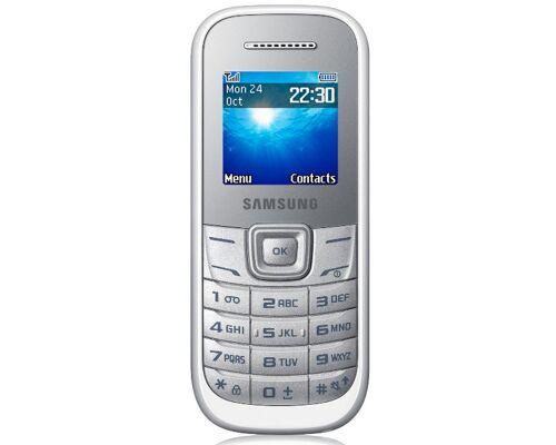 Samsung GT-E1200 Keystone 2 (weiss)