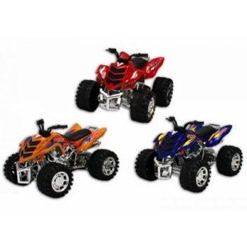 Cross-Quad mit Friktionsantrieb, ATV, TOP Optik,