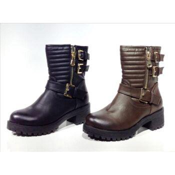 Damen Stiefel  Boots Schuhe Shoes Stiefeletten  nur  15,49 EUR