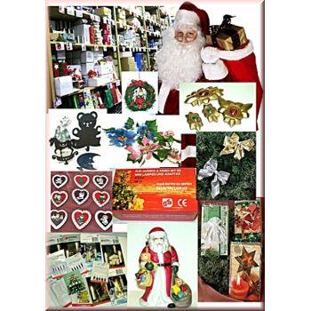 Sonderposten Weihnachtsware Mischpalette bis 600 Teile - bis 200 Teile GRATIS