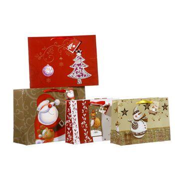 17-41460, 3D Weihnachts Geschenktüte