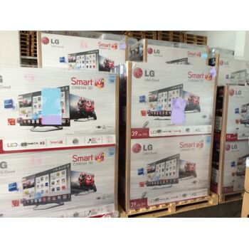 LG TV 32 to 60 inch Refurbished LCD LED or Plasma - Truck Load - LKW Ladung
