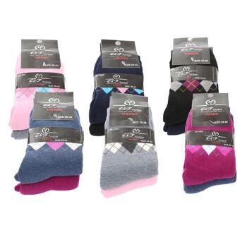 Herren Men Thermo Socken Söckchen Socks versch. Modelle und Farben nur 0,79 Euro