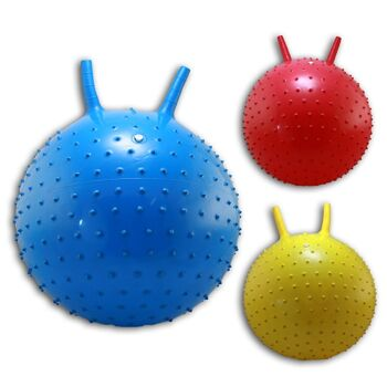 27-71586, Hüpfball -Noppenball, 46 cm