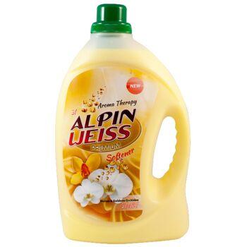 Alpinweiss WEICHSPÜLER KONZETRAT 3- Sorten, Softener 3Liter 2,29€