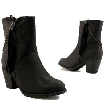 Damen Stiefel  Boots Schuhe Shoes Stiefeletten 14,49 EUR