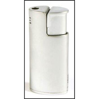 28-088950, Feuerzeug elektronisch, 8 cm, nachfüllbar, in Geschenkkarton, Elektronikfeuerzeug