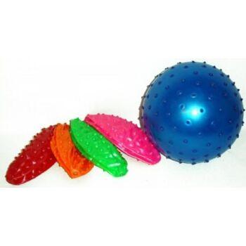 10-582719, Noppenball 15 cm, Igelball, Massageball, Wasserball, Strandball, Beachball, Stachelball