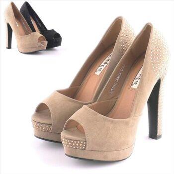 Damen Pumps Schuhe Shoes Absatz Highheels Schuh 14,90 EUR