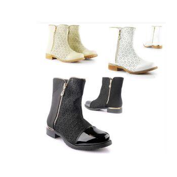 Damen Stiefel  Boots Schuhe Shoes Stiefeletten 13,90 EUR