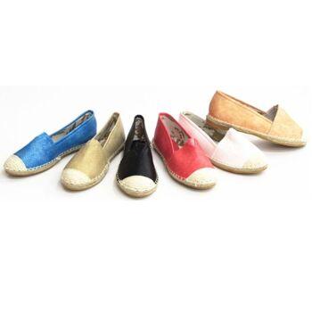 Damen Mokkassins Halbschuhe Schuhe Slipper Halbschuh modern klassisch nur 9,90 Euro