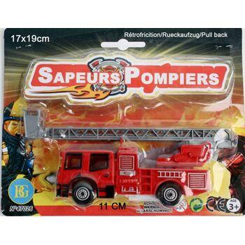 27-43329, Feuerwehr mit Rückzug