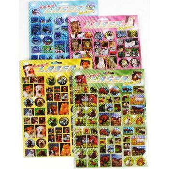 28-929828, Laser Sticker Tiere