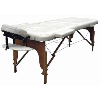 Discounter Restposten Überhang Massageliege aus Holz Aldi Lidel