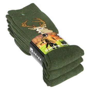 Herren Jäger Socken, Hunting Socks