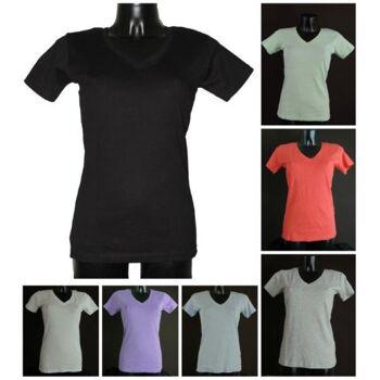 Damen T-Shirt von MADONNA (V-Neck)