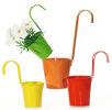 12-23160, Metall Übertopf zum Hängen, Blumentopf, Pflanztopf