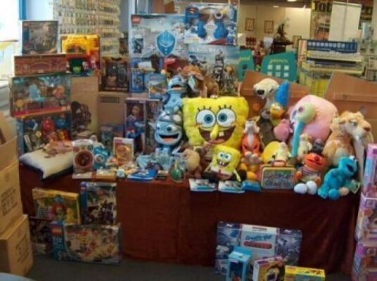 SONDERPOSTEN, Barbie, Revell, Disney, Lego, TomTom, Spielzeug, Deko, usw., ALLES NEUWAREN++++++