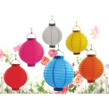 12-12400, LED Lampion 20 cm, Partylaterne, Partylicht, Event, Haus, Garten, Camping, Balkon, usw+++++